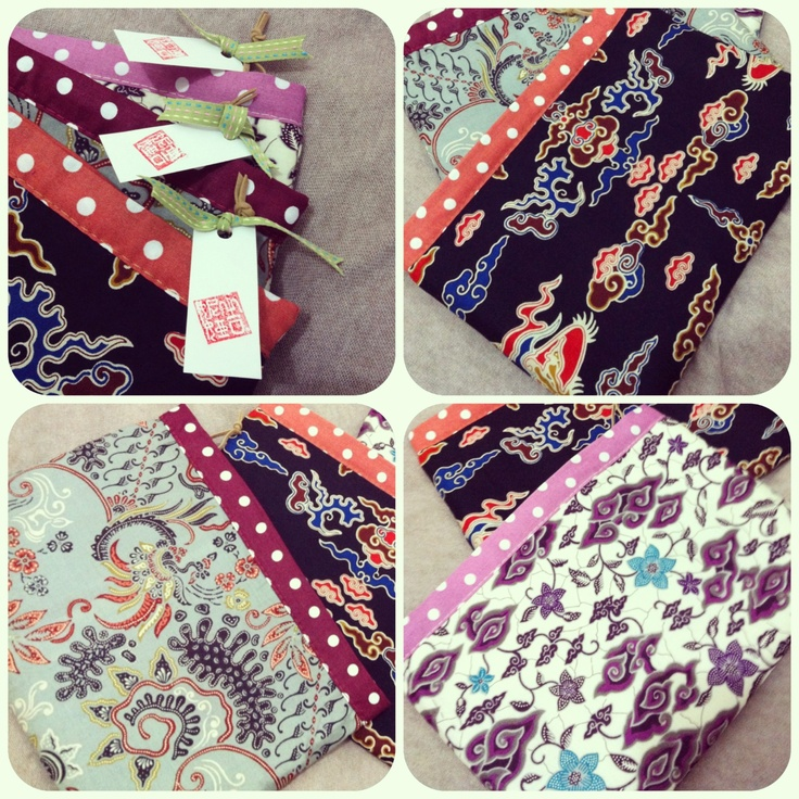 New colors of 'lunch to go' pouches By Zenia