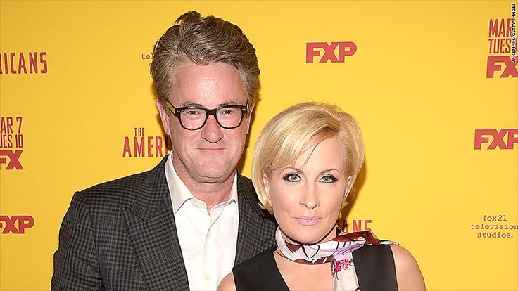 What the National Enquirer published about Joe Scarborough and Mika Brzezinski