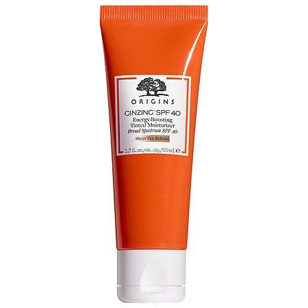 GinZing™ SPF 40 Energy-Boosting Tinted Moisturiz…
