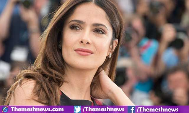 "The Mexican-American film actress Salma Hayek claims Republican Presidential nominee Donald Trump in planting a media story about her height in ""National Enquirer"" after she rebuttal to go out with him."