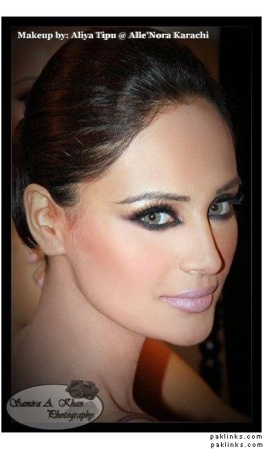 maquillage libanais 88 - Maquillage Libanais Mariage