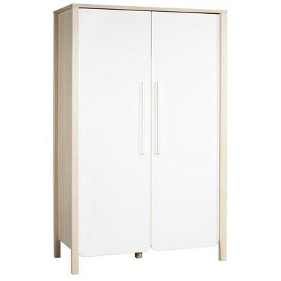 Nest armoire 2 portes  Blanc de Sauthon Signature
