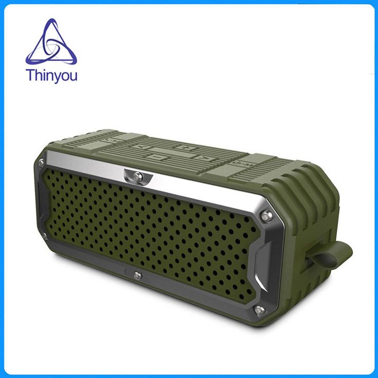Thinyou Mini Bluetooth speaker 3W*2 Portable Wireless Home Theater Party Speakers Sound System 3D stereo Music surround #Affiliate