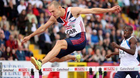 British Championships: Dai Greene seeks Birmingham boost