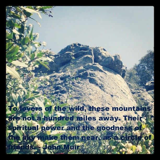 Back To Nature Quotes: To Lovers Of The Wild, These Mountains Are Not A Hundred