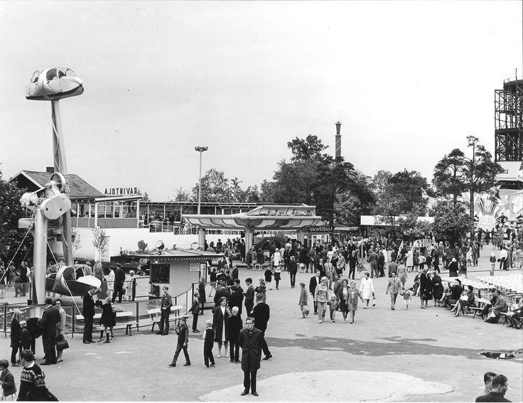 Juhlatori 1960-luku #finland #helsinki #linnanmaki #summer #kesa #visitfinland #huvipuisto #amusementpark #nojespark #puisto #park #nostalgia