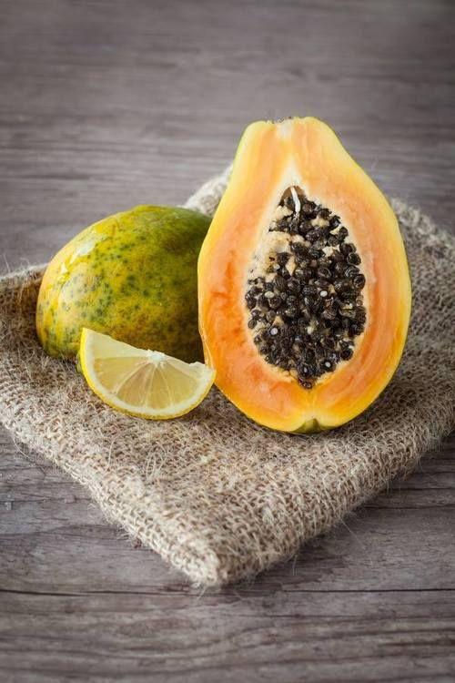 Bienfaits de l'extrait de papaye  - Rafraîchit la peau - Régularise le sébum…
