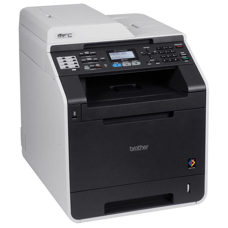 Impressora Brother MFC-9460CDN MFC9460   Laser Color Multifuncional