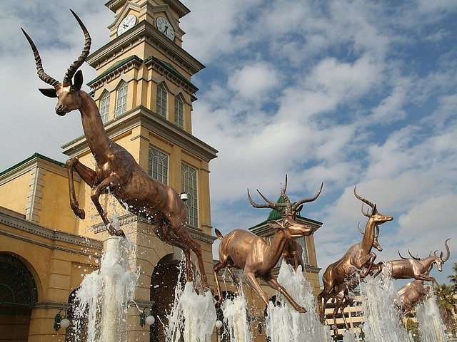 Johannesburg: South Africa's Heart of Gold / vtravelled blog / Gold Reef City by J@M€S on Flickr