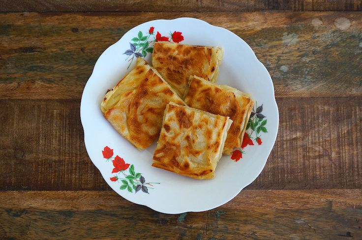 This is Roti Pisang or Roti With Banana. It is a popular sweet breakfast option, and it is also eaten as an afternoon snack in Malaysia.  ...