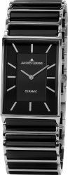 Jacques Lemans Women's 1-1594A York Classic Analog with HighTech Ceramic and Sapphire Glass Coating Watch