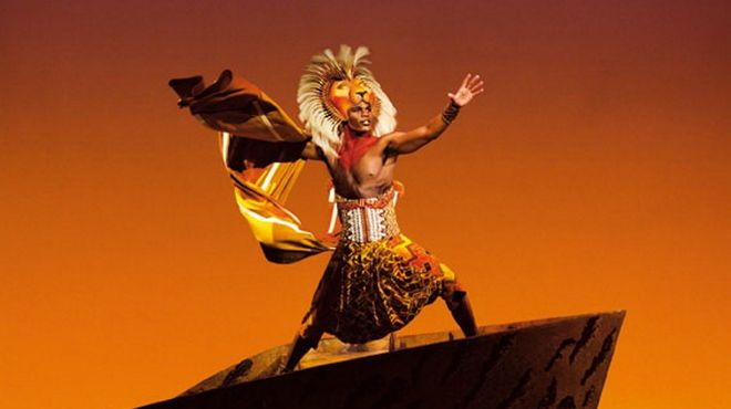 The Lion King in London, can't wait