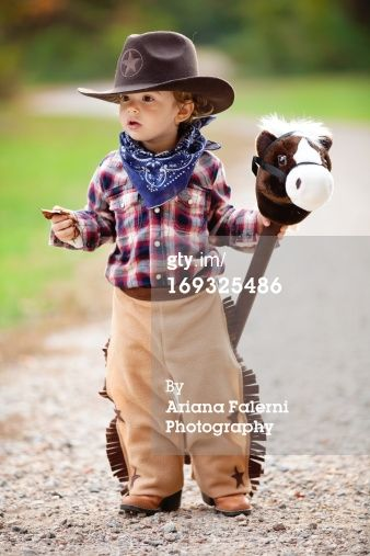 halloween costume for 2 year old boy | two year old boy in cowboy halloween costume caption two year old ...