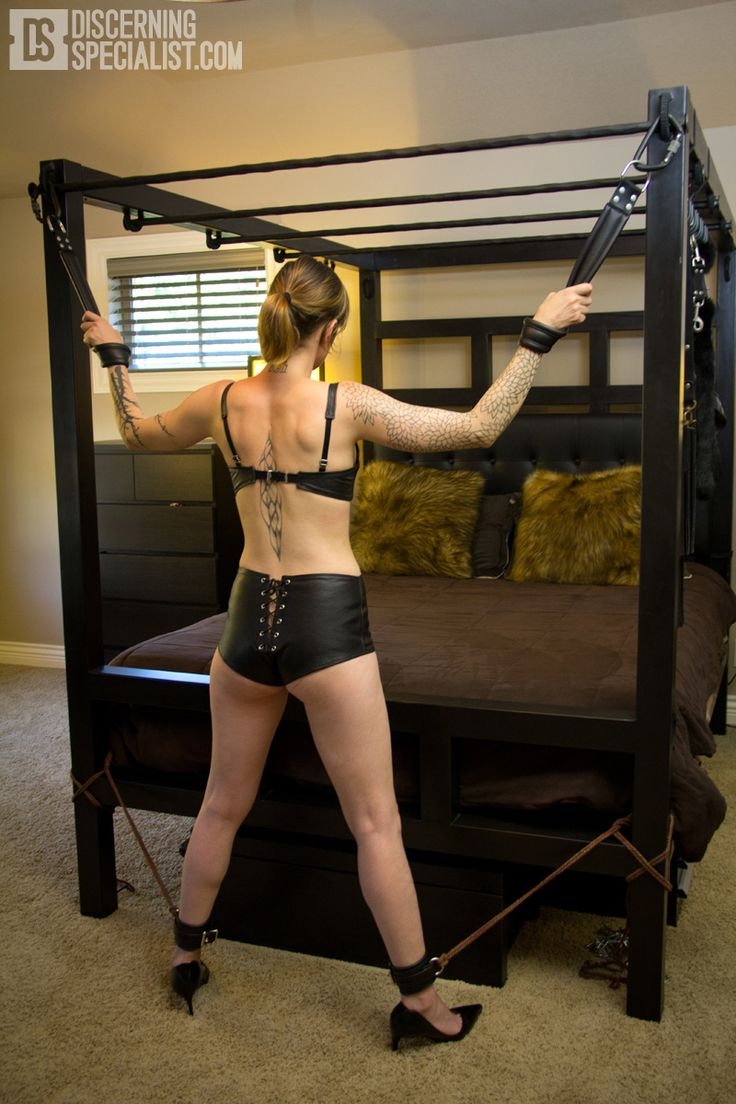 bed dominatrix
