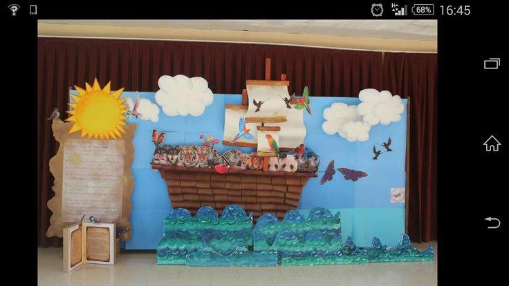 Nuh'un Gemisi, Aşure etkinliği