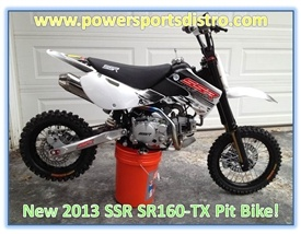 Cheap and Powerful Pit Bike   www.powersportsdistro.com
