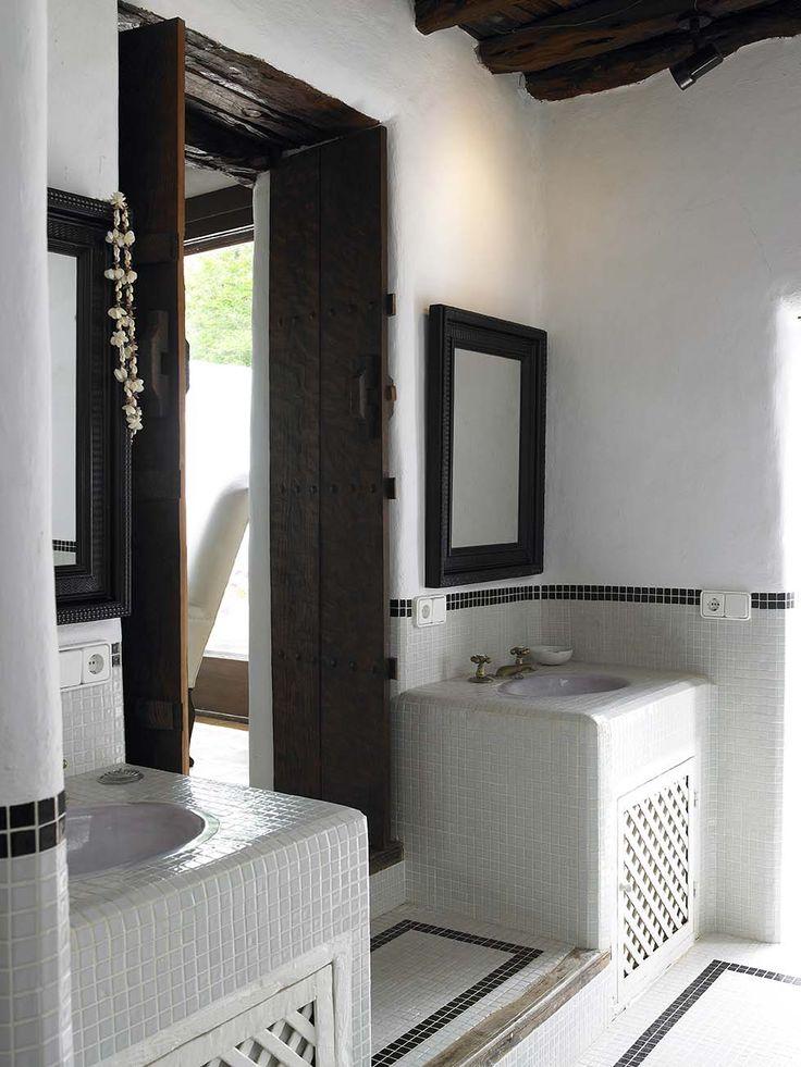 107 best W Baños images on Pinterest Beautiful, Bathroom and Deko - badezimmer 7m2