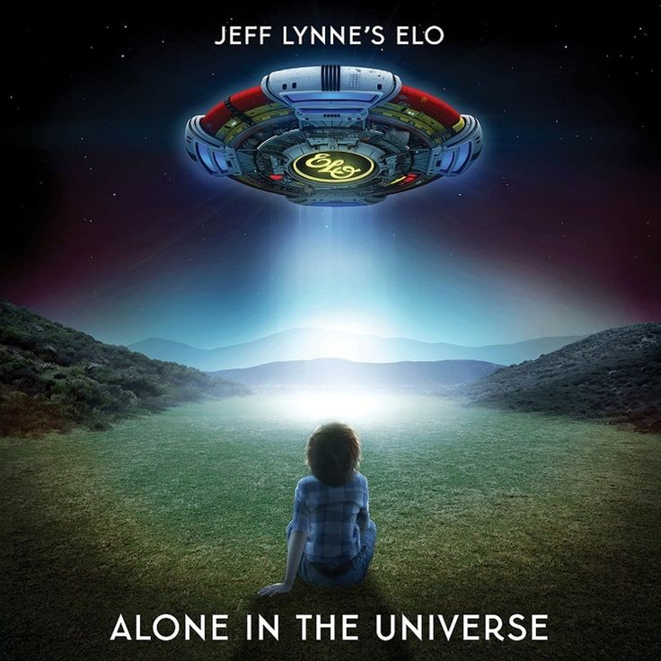 Electric Light Orchestra - Jeff Lynne's ELO - Alone In The Universe on 180g LP + Download