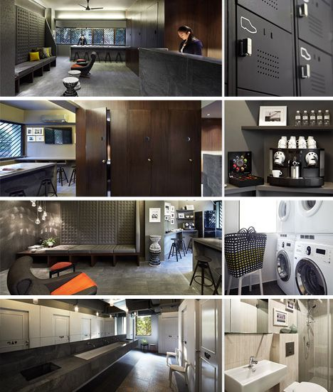 POD in Singapore: High-Class Hostel Meets Capsule Hotel