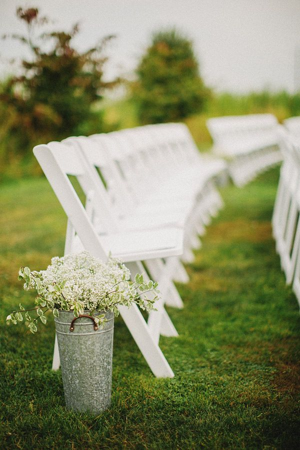 outdoor ceremony decoration ideas