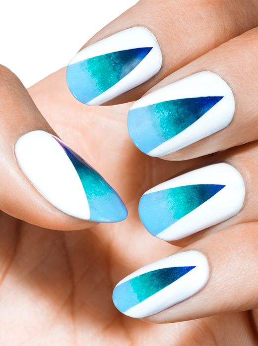 See Worthy – Nail Art – Essie Looks
