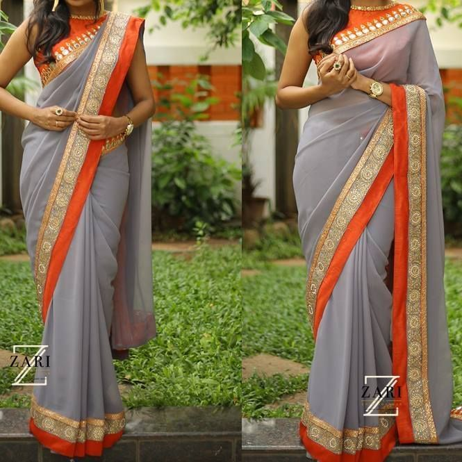 Beautiful Designer sari only for you !!! Purchase from below link: http://www.anjushankar.com/Product/Details/1310