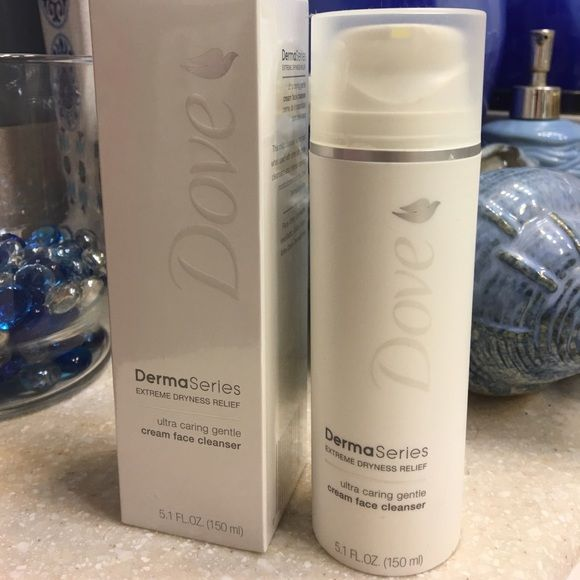 Bundle 2 Dove Derma Extreme dryness face cream Brand new unopened 2 Dove Derma Series extreme dryness relief cream face cleaners. bought several at the store and now have realized of buying too many. Original price at CVS $15.99. Expires in November 2016. 150ml Other