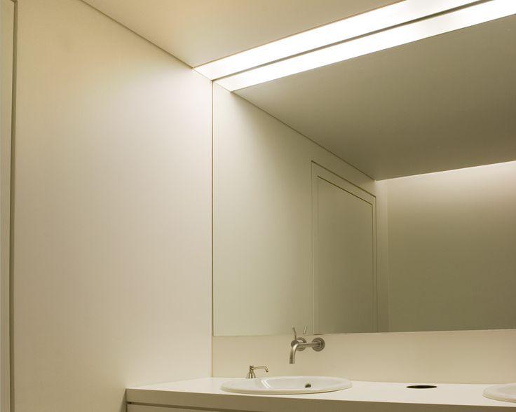 Více než 25 nejlepších nápadů na Pinterestu na téma Spiegelleuchte - badezimmer spiegelleuchten led