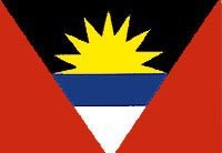 flag antigua