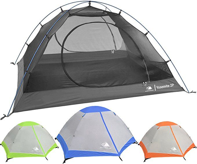 Budget 2 person backpacking tent
