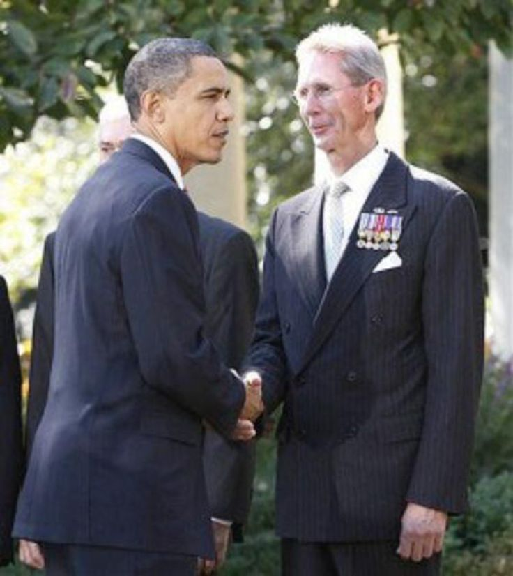 'Conspiracy? That will be for you the readers to decide' (DC Whispers) – Coincidence? That will be for you the readers to decide. The photo below is Barack Obama shaking hands with a man by the name of John Poindexter, a Texas millionaire businessman also noted for being a donor to the Democrat Party and ...