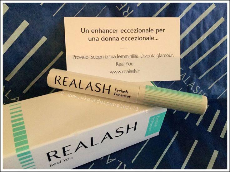 Ciao miei cari lettori e lettrici, qualche tempo fa vi parlai con nutrito entusiasmo di REALASH, un prodotto naturale che rafforza, stimola la crescita, allunga la vita delle nostre ciglia. Al tempo provai il prodotto con un certo scetticismo, spinta...