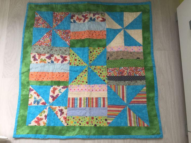 Fair winds quilt