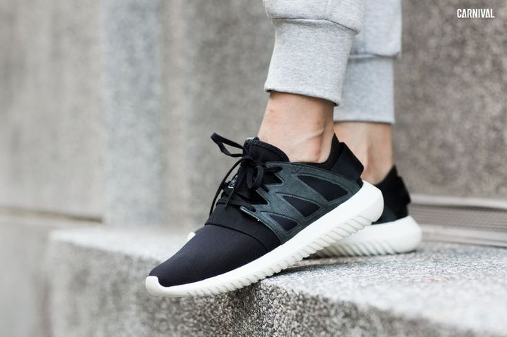 adidas Originals Tubular Viral W Black Sneakers S75915 Caliroots