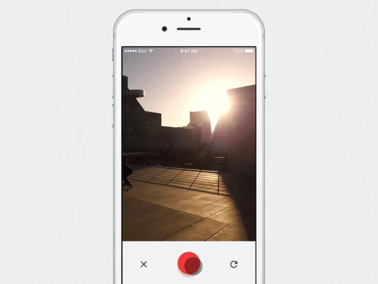 Instant video share for iOS by Bien Studio
