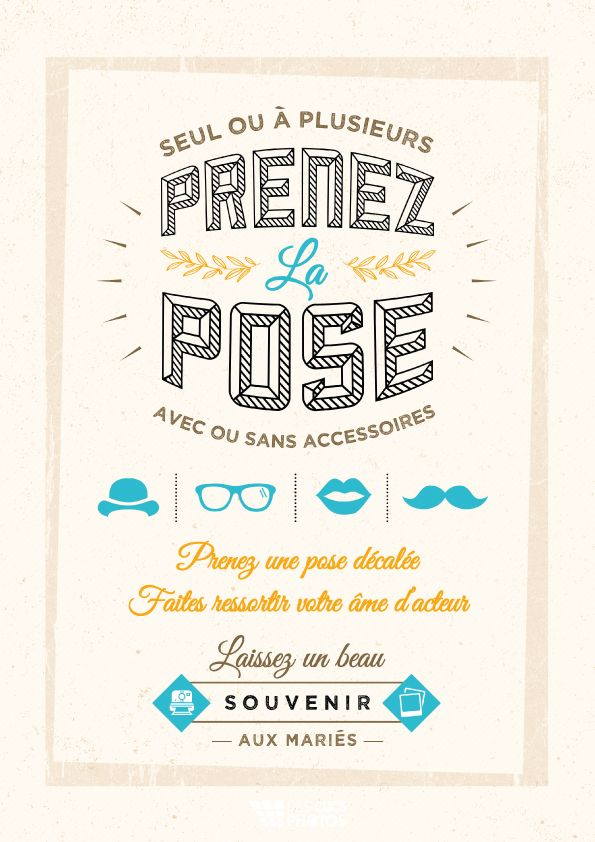 Affiche photobooth letterpress https://www.des-clics-photos.fr/257-affiche-photobooth-letter-press.html