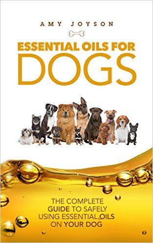 Hurry and snap up this one. This top-rated ebook on using essential oils safely with dogs probably won't be free for long.