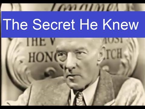 Admiral Richard E. Byrd - South Pole Video Interview - YouTube