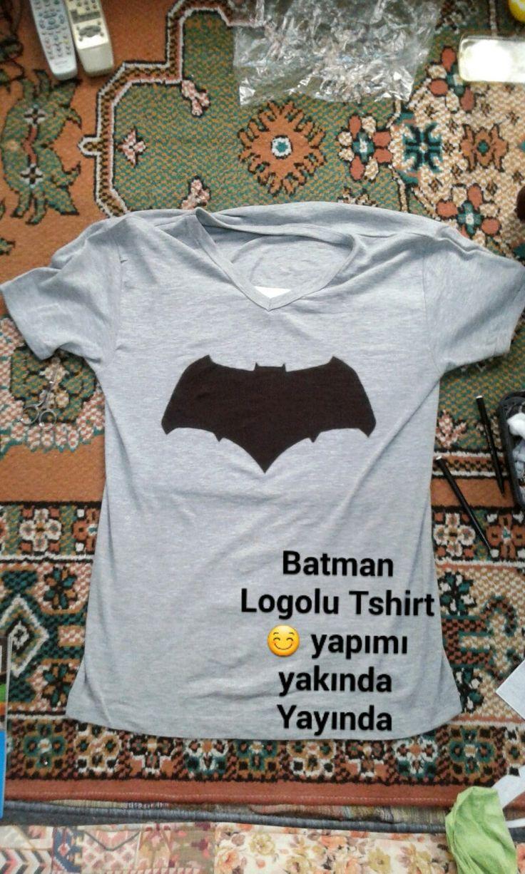 Justice League Batman Tshirt DIY DESİGNER ... #batman #Justiceleague #dc #dccomics
