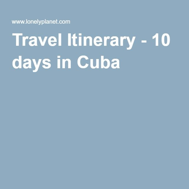 Best Summer Vacation Images On Pinterest Cuba Travel Dream - Cuba vacation 10 things to know before you take off