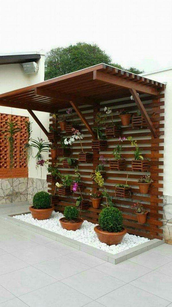 30+ ideias legais para decorar sua casa com cascalho branco   – Gartenweg