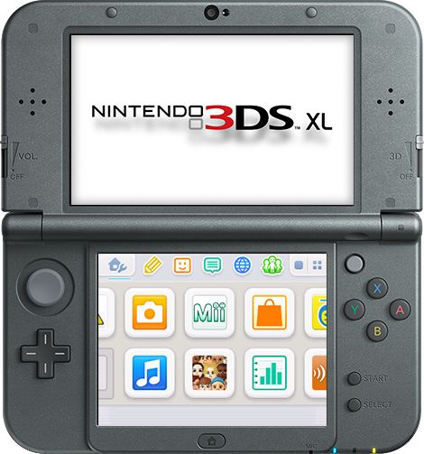 What is New Nintendo 3DS?