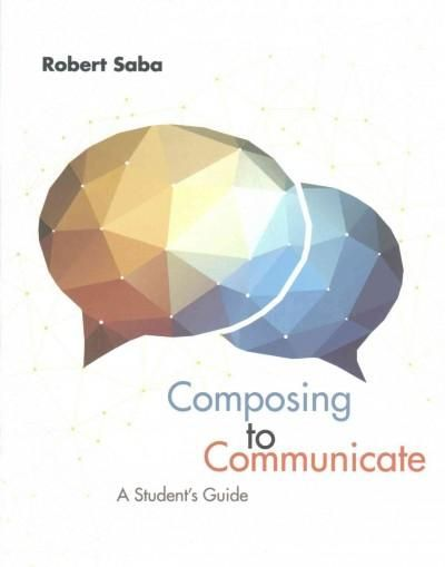 Composing to Communicate + Overview Updates from the MLA Handbook: A Student's Guide to College Writing