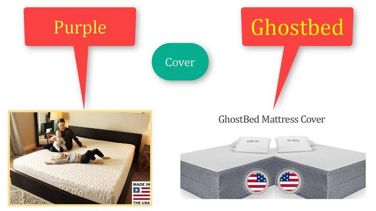 Advanced Purple vs Ghostbed Mattress Comparison