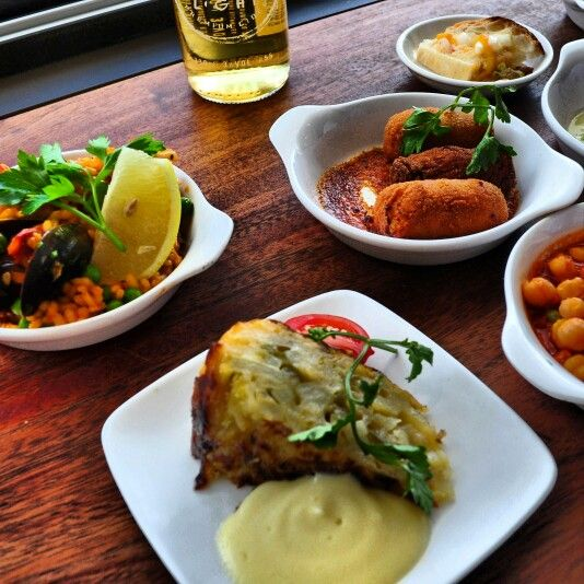 Lipsmacking good ....... La Parada Tapas Bar Cape Town