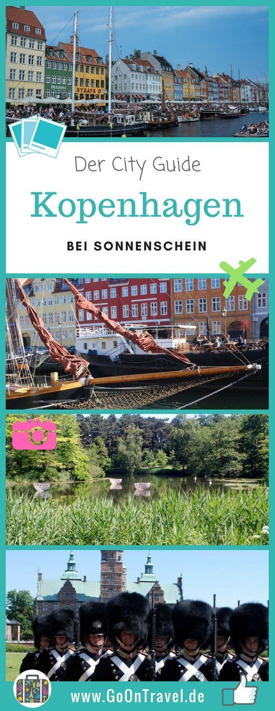 Die dänische Hauptstadt #Kopenhagen habe ich in diesem Sommer nun schon das dritte Mal besucht und im schönsten Sommerwetter erlebt. Die quirlige Metropole hat viele Sehenswürdigkeiten und Parkanlagen, die bei strahlend blauen Himmel einfach am meisten Spaß machen.  #KopenhagenSehenswürdigkeiten #KopenhagenTipps