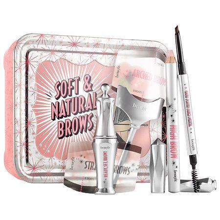 Soft & Natural Brow Kit - Benefit Cosmetics | Sephora