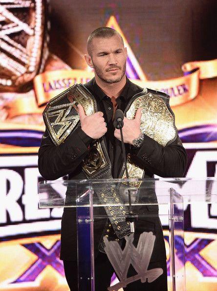 Randy Orton Photos - WrestleMania 30 Press Conference - Zimbio