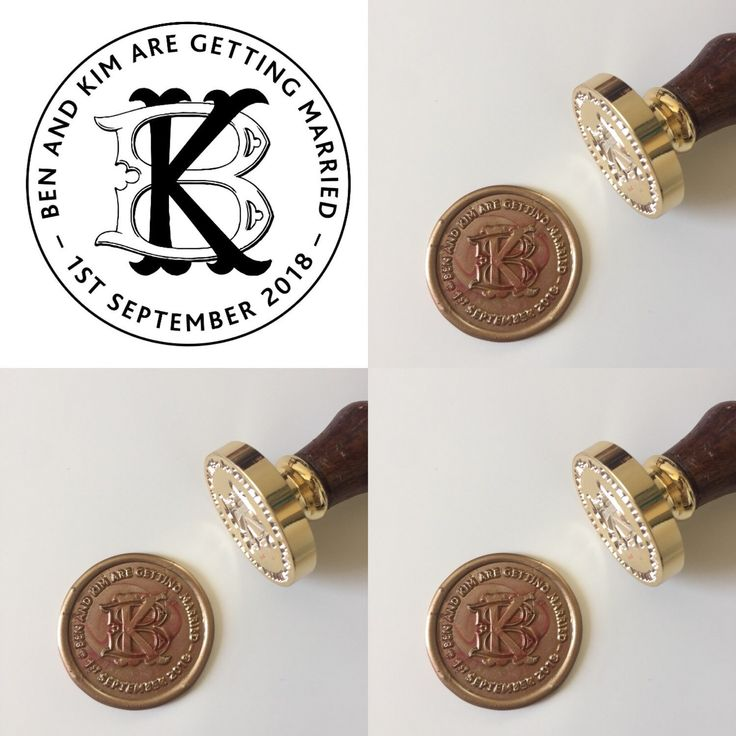 Design your own wax seal stamp wax seal stamp wax seals