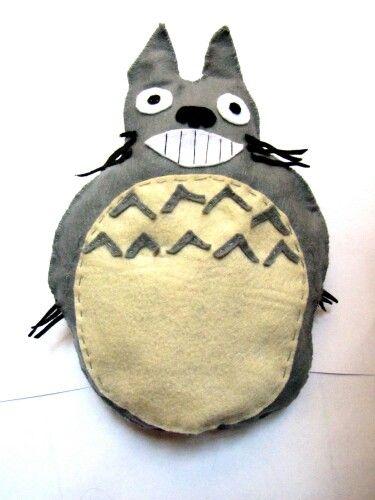 Totoro handmade